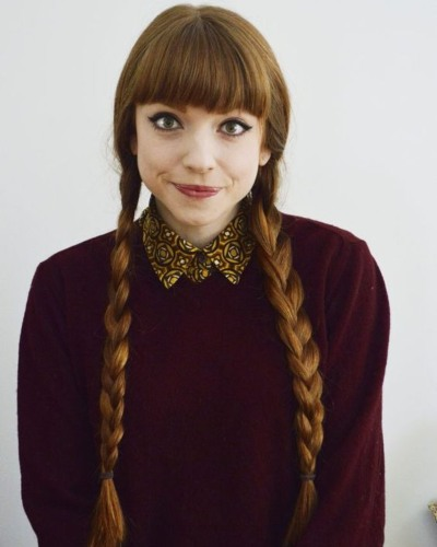 Braided  Pig Tails Hairstyle