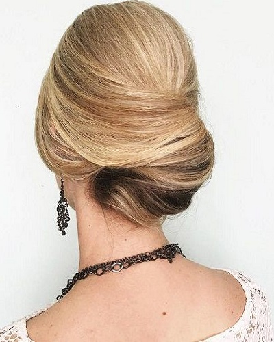 The Classic Chignon Wedding Hairstyles for Long Hair