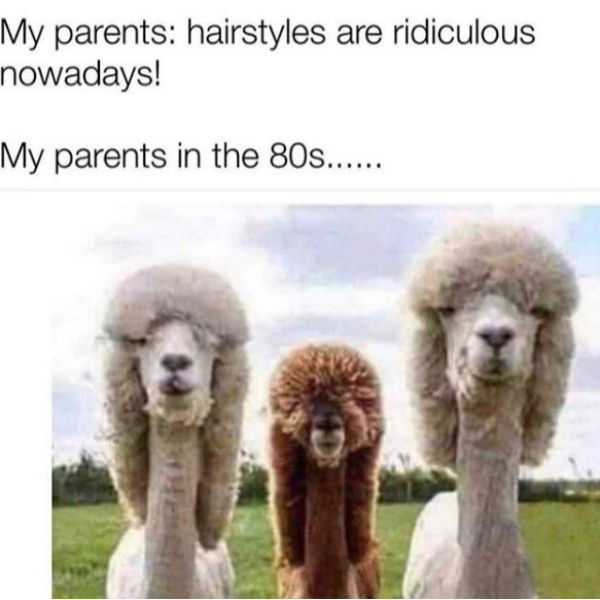 '80s Hairstyles