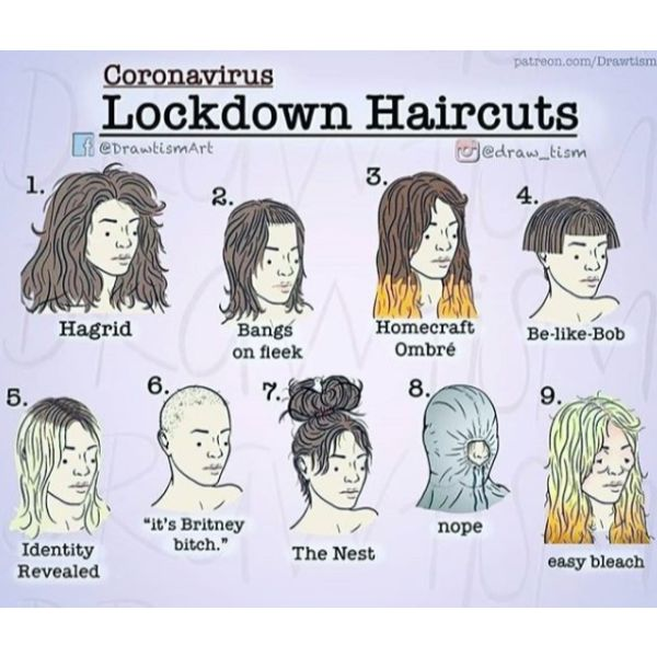 A Simple Hairstyle Guide