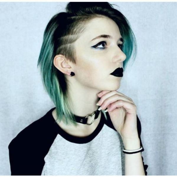 Undercut With Sideways